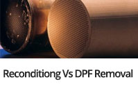 Reconditioning Vs DPF Removal